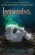 The Hollow Boy (Lockwood And Co#3) by Alishahamayoun