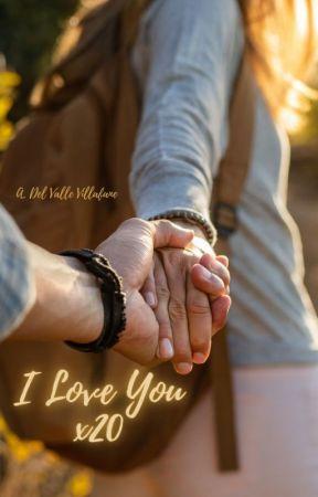 I Love You x20 by BlameSaiki