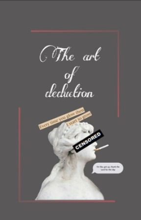 The art of deduction  by shadow_genkei