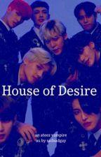 House of Desire || an ateez vampire au by sadsadgay