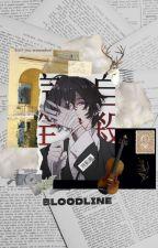 bloodline | dazai o. by velvetsuun