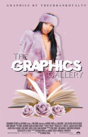 The Graphics Gallery by theurbanroyalty
