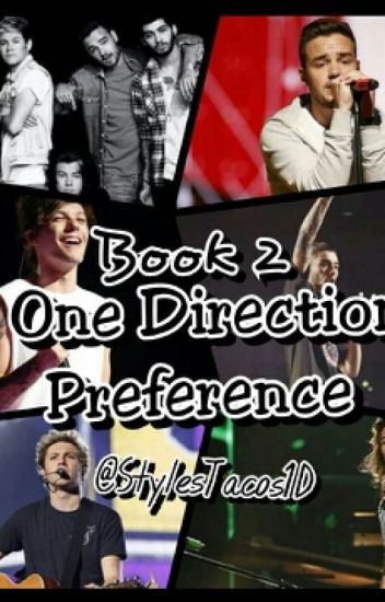 One Direction Preferences! (Book 2) ✔