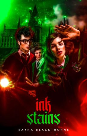 INK STAINS ▷James Potter by faithrewarded
