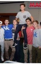 Living with Magcon by emilyjh1999