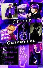 A street guitarist/ taehyung ff by Ainanainaa