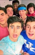 Magcon Imagines by Taylor_0904