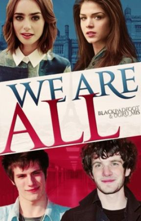 All we are || Wattys2016 by blackpadfoot