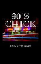 90's Chick #ShareYourTruth by emilyfranko