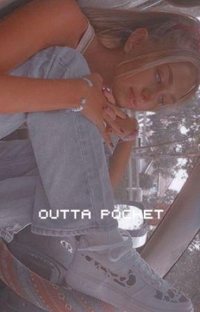outta pocket,     exposing book. by jjmaybanx