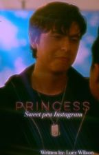 Princess // Sweet Pea Instagram by lucy_lou006