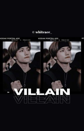 villain, straykids by WhiteAce_