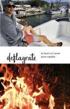 deflagrate    rafe cameron by izzywilliams423