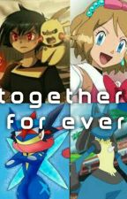 TOGETHER FOR EVER by RED_THE_LEGEND