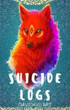 SUICIDE LOGS- illustrated by davidaviiarte