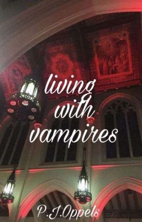 Living With Vampires by Kim_Preseokjin12