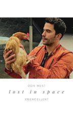 lost in space | don west by witchimreading