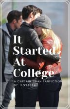 In Love and in College ~CaptainSwan~ by EGS4824
