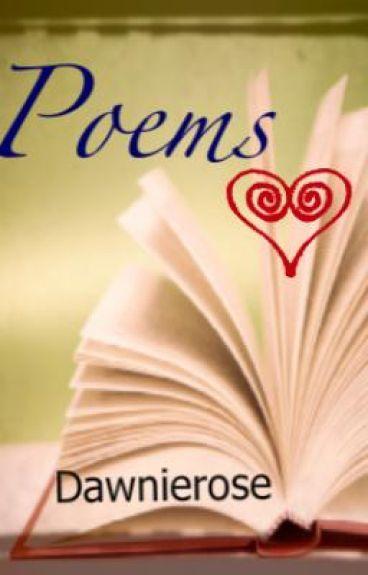 Poems <3 by Dawnierose