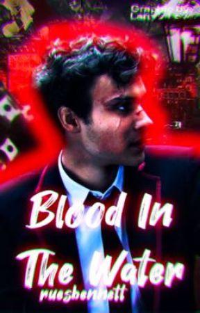 blood in the water | applyfic by ruesbennett