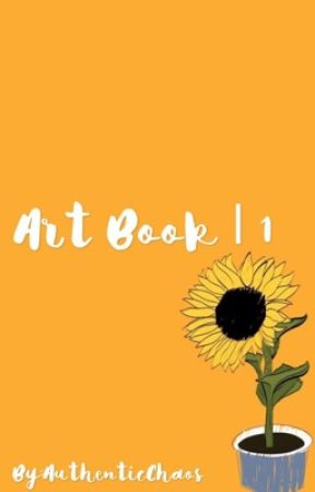 Art Book   1 by AuthenticChaos