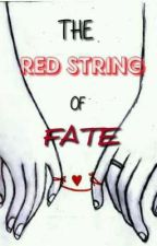 The Red String of Fate by kittytheoneyoulove
