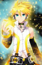 Len Kagamine X Reader by Michaelis14
