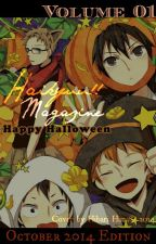 HAIKYUU!! - VOLUME 001 - OCTOBER 2014 ISSUE by HAIKYUU-Magazine