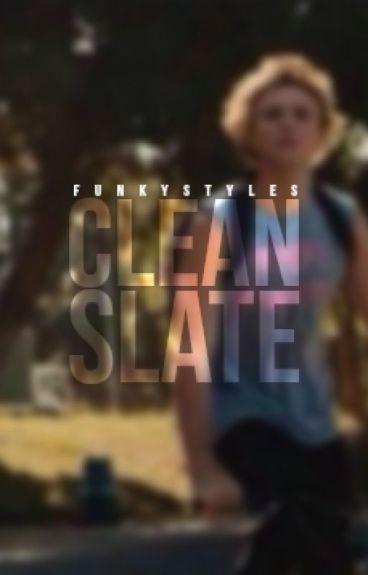 Clean Slate » a.i. au