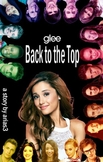 Glee: Back to the Top (the third book in the Glee series)