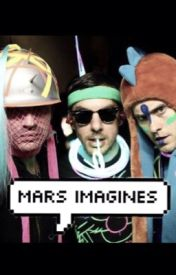 Mars Imagines by thedreamersof_mars