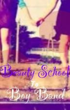 Beauty School to Boy Band (One Direction) by mialeecira