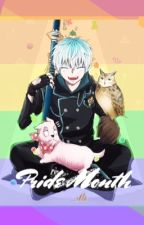 Blue exorcist Pride month Special!!! by ink_quill_pen