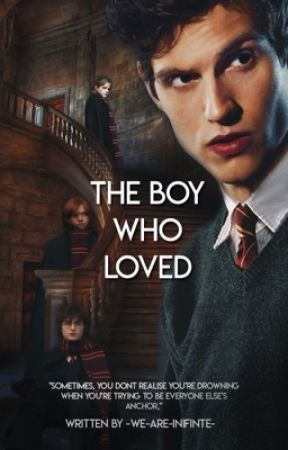 The Boy Who Loved | Hermione Granger x Male Character Insert by -we-are-infinite-