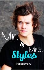 Mr. & Mrs. Styles |HS| by thalialove10