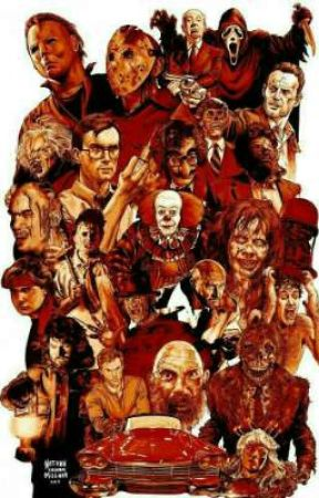 horror movie killers x reader Scenarios And Imagines! by SidV73