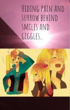 Naruko:(Hiding pain and sorrow behind smiles and giggles)..  by Sanidu_28