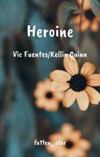 Heroine - Kellic - by stressedkilljoy
