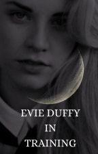 EVIE DUFFY IN TRAINING by dibdabz
