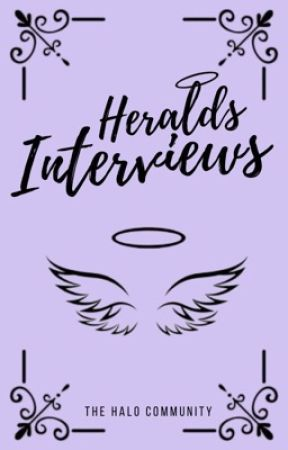 Heralds' Interview Book by thehaloawards2020