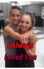 I always loved you by Grandekenz