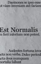 Normal Is Not by emmanueI