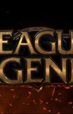 [LONGFIC] League of legends, Jeti by Jeymin