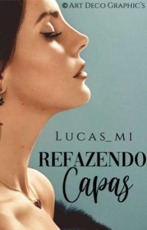 Projeto Refazendo Capas - Art Deco Graphics by lucas_mi