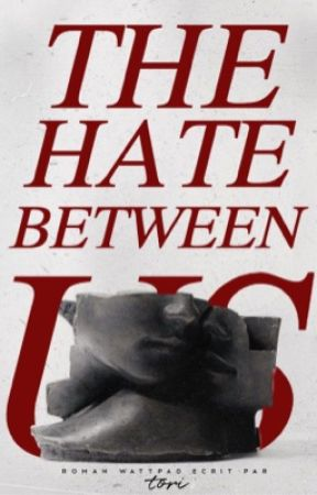 The Hate Between Us by i-donutcare