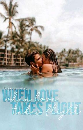 When Love Takes Flight by tiffanyxwrites