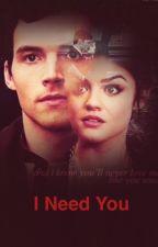 I Need You by iammostlyarobot