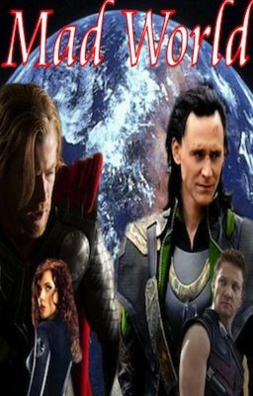 Mad World (Loki) by invisiblylonely