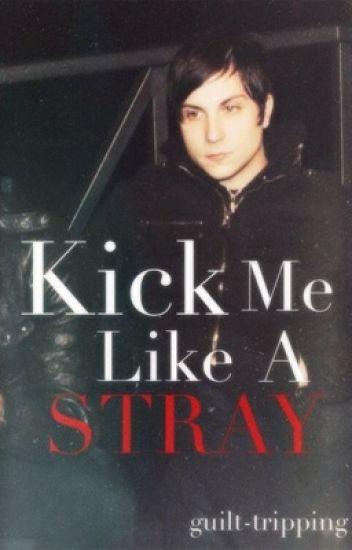 Kick Me Like A Stray [Sequel to TMIAA, Frerard]