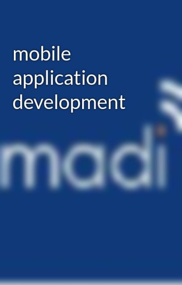 mobile application development by mobileapp
